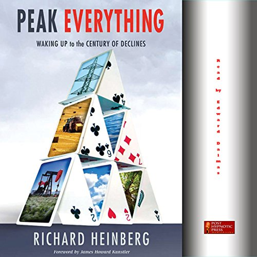 Peak Everything audiobook cover art