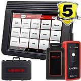 Launch Pro Tableta de 8 Pulgadas con Sistema de Herramienta de Diagnóstico (WiFi, Bluetooth, Actualización En Línea Gratuita Durante Dos Años), Multicolor, X431 V