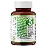 LF5 PROBIOTICOS 50 Billones + Prebioticos Enzimas Digestivas Fibra y Vitamina C | Capsulas 60 días | Sistema Inmune Digestivo | LIFEED5 PRE & PROBIOTIC | Life Probiotics - Lactobacilos Lactobacillus...