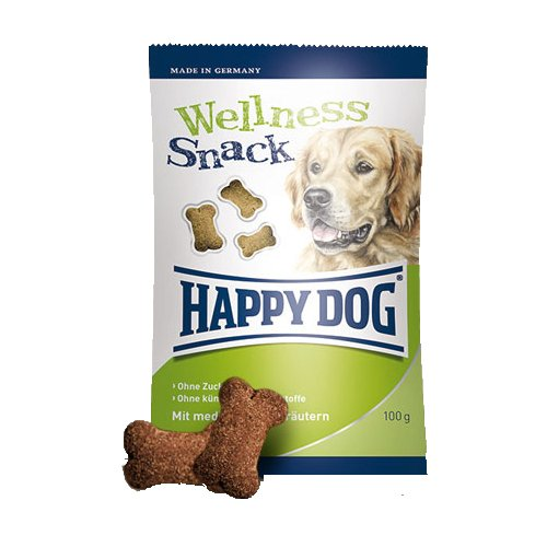 Happy Dog Supreme Well Being Snack Treats,100g