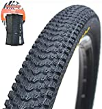 【US Stock】 MAXXIS M333 26/27.5/291.95/2.1 Fold/Unfold MTB Tires 60TPI Bicycle Wheel Clincher Tire, Non-Slip Anti-Puncture Resistant Flimsy Mountain Bike Wire Bead Tyre (600184-261.95-UF-Flimsy)
