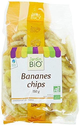 Jardin Bio Bananes Chips Bio 150 g