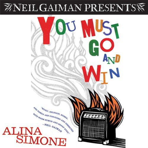 You Must Go and Win: Essays audiobook cover art