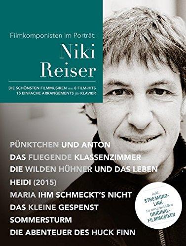 Niki Reiser: Filmkomponisten im Portrait: Songbook für Klavier