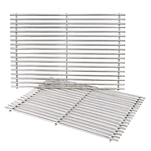 SHINESTAR 7528 19.5' Grill Grates Replacement Parts for Weber Genesis 300 Series, Genesis E310,...