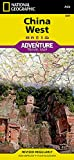 China West (National Geographic Adventure Map, 3009)