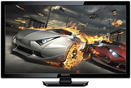 "$249 Get Magnavox LED HDTV, Slim, 32"", 720p, Black"