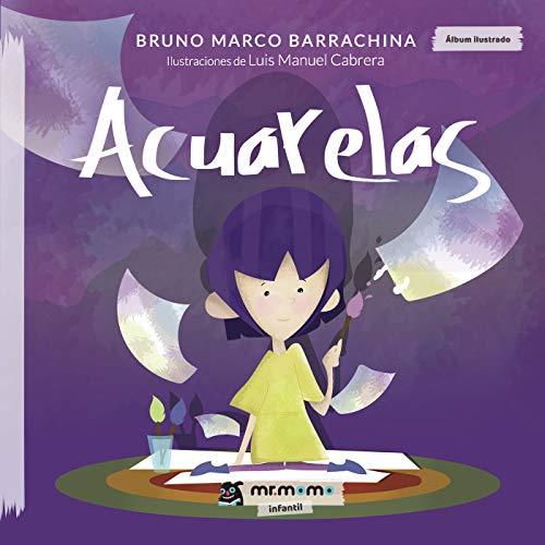 Acuarelas (Spanish Edition)