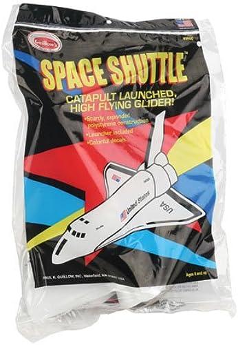 compra limitada Guillow's Space Shuttle Foam Foam Foam Glider Model Kit  Envío 100% gratuito