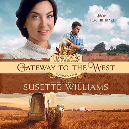 Gateway to the West audiobook cover art