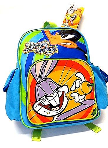 Looney Tunes - Mochila infantil azul celeste