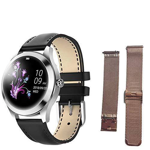 Gulu 2021 Moda Smart Watch Mujeres KW10 IP68 IP68 Modos Impermeables Modos Multi-Deportes Pedómetro Tasa del Corazón Smartwatch Aptitud Pulsera para Señora,21