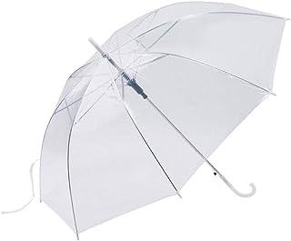 Automatic Open Transparent Clear Bubble Dome Rain Umbrella Decoration-FER00998