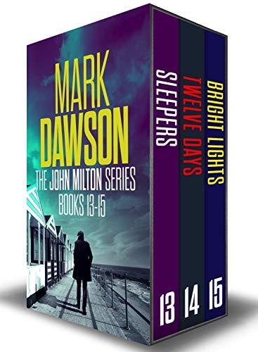 The John Milton Series: Books 13-15 (English Edition)
