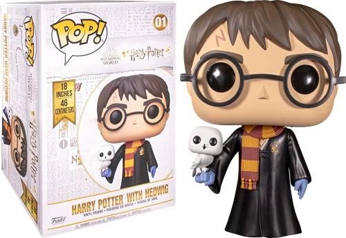 Funko- Pop 18' Harry Potter S10 Figura coleccionable, Multicolor (48054)