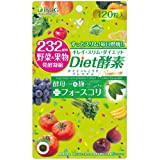 ISDG 232 Diet Enzyme 120 Diet Pills for Women and Men from Japan Ishokudogen