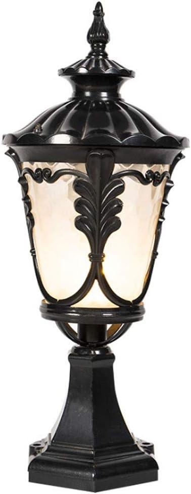 Slreeo Pillar Lamp Soldering Garden Lights Column Wall Gatepo Light low-pricing