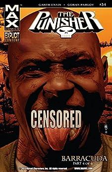 The Punisher (2004-2008) #34 (The Punisher (2004-2009)) by [Garth Ennis, Tim Bradstreet, Goran Parlov]