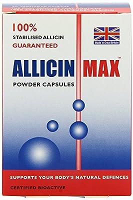 Allicinmax SGK 100% Pure Capsules 30 Capsules