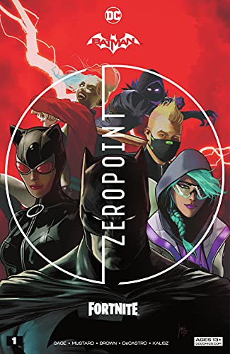 Batman/Fortnite: Zero Point (2021) *NO FORTNITE CODE* #1 (Batman/Fortnite: Zero Point (2021-) *NO FORTNITE CODE*) (English Edition)