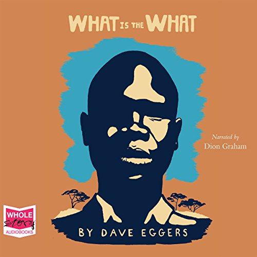 What Is the What audiobook cover art