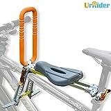 UrRiderは航空アルミ合金で作ったから、軽く持ち易い自転車用の子供シートである。マウンテンバイクや、クロスバイクなど適用可能。