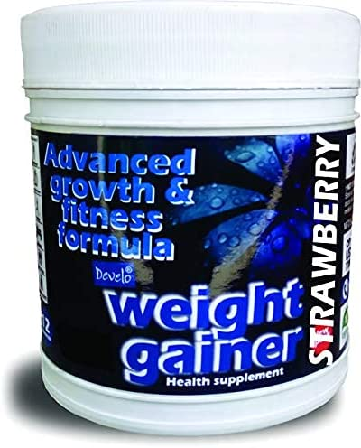 Trick Develo Weight Super beauty Regular discount product restock quality top Gainer Protein Supplement 5 Men Powder for –