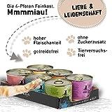 Catz finefood Katzenfutter Multipack - 3