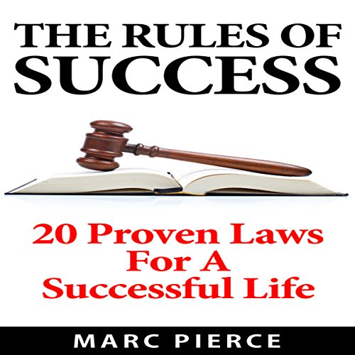 The Rules of Success audiobook cover art
