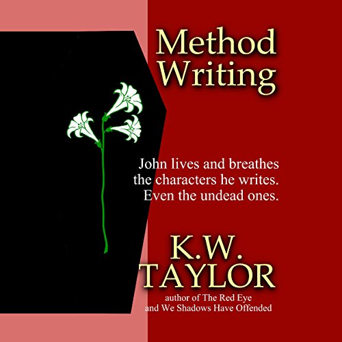 Method Writing audiobook cover art