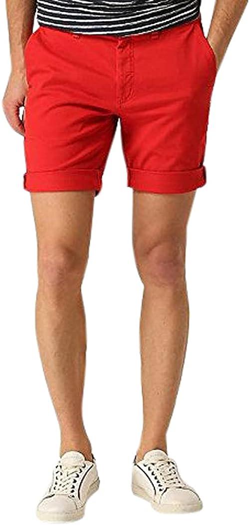 Tommy Hilfiger Basic Freddy Pantalones Cortos para Hombre