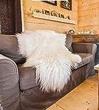 Grande tappeto in pelle di pecora islandese di lana pelliccia di agnello taxidermia pavimento decorazione per la casa design