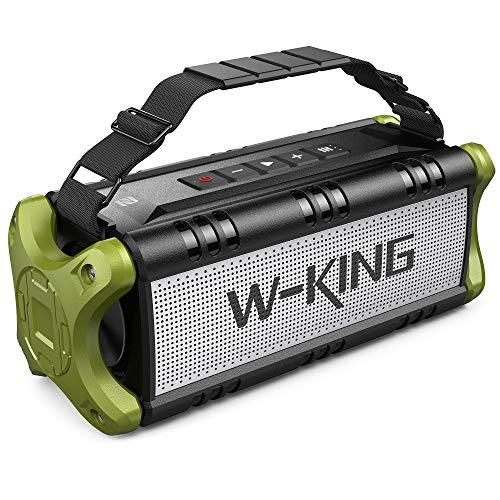 [Upgraded] 50W(70W Peak) Bluetooth Speaker 5.0