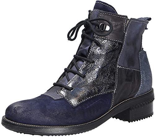 Charme Damen Stiefel, blau(blau), Gr. 36