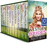 10 Brave Western Brides 10 Book Box Set: Mail Order Bride Young Love Historical Romance Volume 3