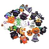 ifundom Decoraciones de Halloween 5 unids resina refrigerador...