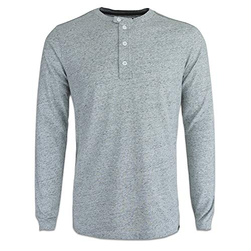G-STAR RAW Riban Top, Gris (Platine chiné), L Homme