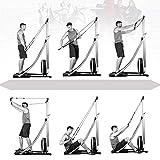 L.TSA Rudergeräte Skimaschine Indoor Gymnastiktrainer Aerobic - 6