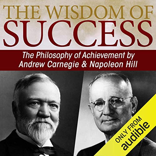 The Wisdom of Success Audiobook By Napoleon Hill cover art