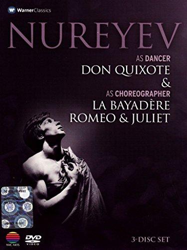 Nureyev [3 DVDs]