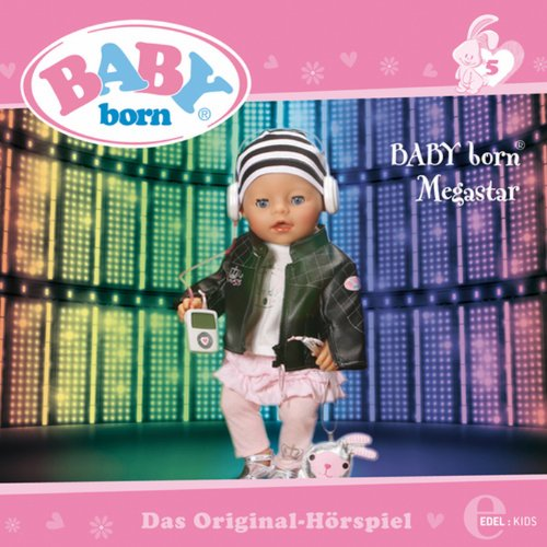 BABY born Megastar (Baby Born 5) Titelbild