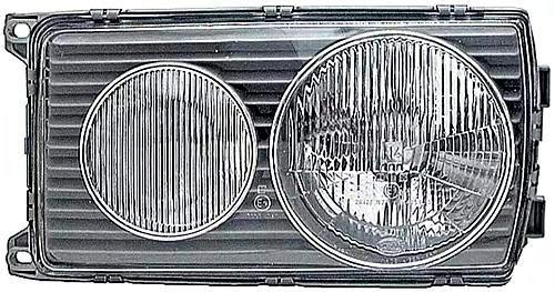 HELLA 9ES 117 097-001 Streuscheibe, Hauptscheinwerfer, Links