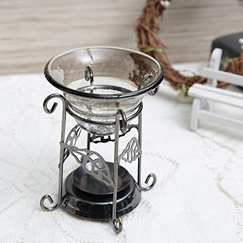 Four à aromathérapie, 8 types Cerf en forme de fer Aroma Furna Brûleur Four Bougie Aromathérapie Lampe à huile essentielle(G)