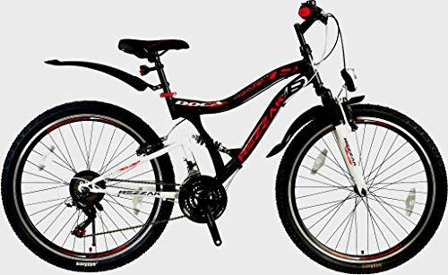 """26\"""" Zoll Mountainbike Herren Fahrrad Kinder Fahrrad Jungen Fahrrad RH 43 cm 21 Gang Shimanoschaltung"""