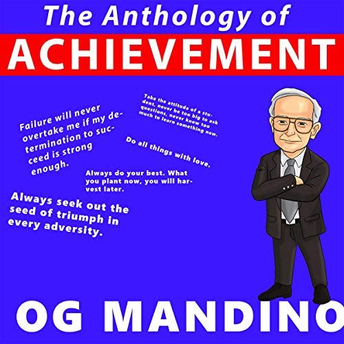 Couverture de The Anthology of Achievement