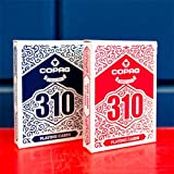 COPAG 310 Slimline Playing Cards (Blue) -