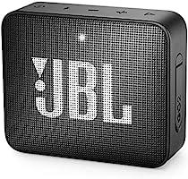 JBL GO2 - Waterproof Ultra-Portable Bluetooth Speaker - Black