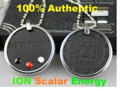 Leistungsstarke Quantum Scalar-Energie-Anhänger Bio Halskette Gleichgewicht Powe 173