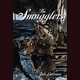 The Smugglers audiobook cover art
