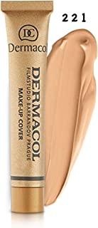 Dermacol Make-up Cover Full Coverage Foundation (#221)